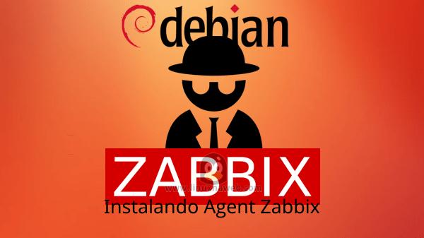 Instalando agent Zabbix no Debian 7,8 e 9